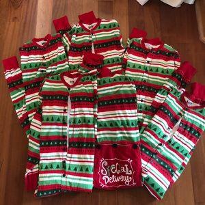 Bundle of Christmas onesies!